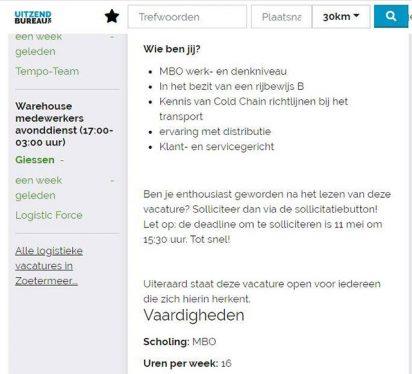 Ogen Open Mensen!!! - Scholen Open - Consultatie,s Bureau,s Worden Bevoorraad Met Vaccin,s 1