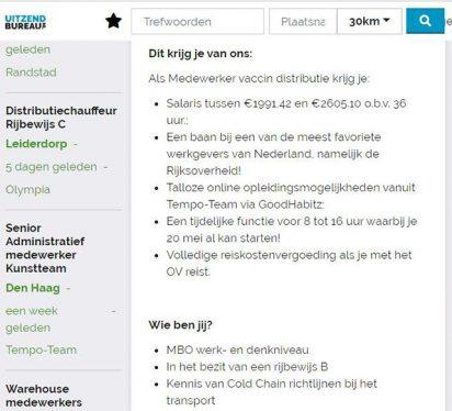 Ogen Open Mensen!!! - Scholen Open - Consultatie,s Bureau,s Worden Bevoorraad Met Vaccin,s 4
